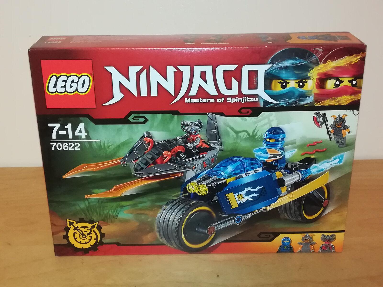 LEGO Ninjago 70622 DESERT LIGHTNING - Brand New - The Hands of Time