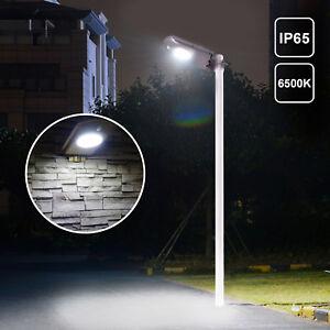 Solar-LED-Street-Light-Outdoor-IP65-Dusk-to-Dawn-Sensor-Area-Security-Lamp