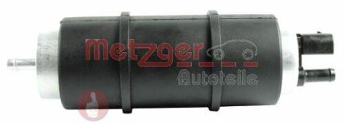 Metzger combustible bomba 2250038 förderleitung al motor