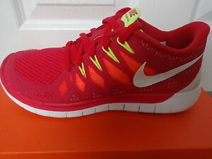 Nike Free 5.0 Scarpe da Ginnastica Running 642199 601 UK 3.5 EU 36.5 US 6 Nuovo Scatola
