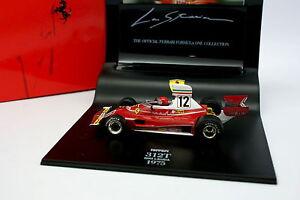 Hot-Wheels-La-Storia-1-43-F1-Ferrari-312-T-Lauda-1975