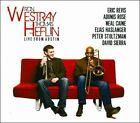Live from Austin [Digipak] by Thomas Heflin/Ron Westray (CD, Apr-2011, Blue Canoe)