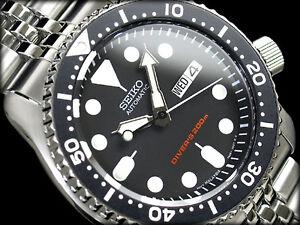 SEIKO-Diver-SKX007K2-Jubilee-Automatic-Diver-Watch-Orologio-Automatico-200m
