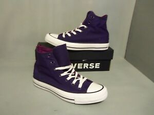 8734afc77447fc Women s Converse Chuck Taylor Basketball All Star High Top Shoes NIB ...