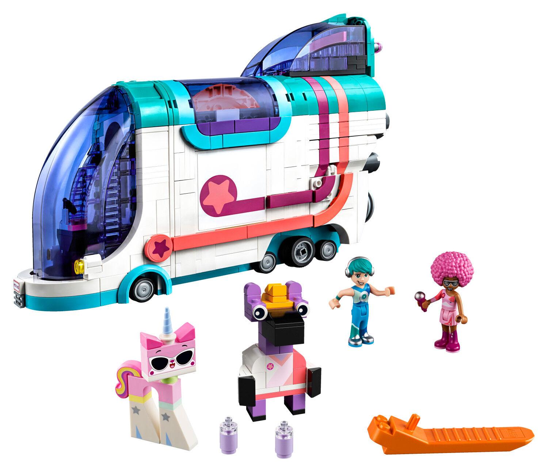 LEGO® THE LEGO MOVIE 2™ Pop-Up-Party-Bus 70828 Einhorn und und und Disco Kitty  N1 19 dabec8