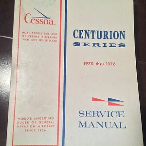 1970 1976 cessna 210 service manual ebay rh ebay com cessna 210 maintenance manual 1960 cessna 210 maintenance manual
