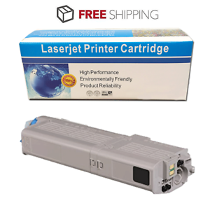 On-Site Laser Compatible Toner Replacement for Oki-Okidata 46490602 Magenta MC573 MC573DN Works with: C532 C532DN
