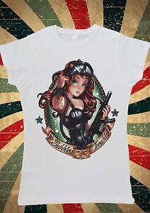 Sexy-Warrior-Girl-With-Gun-Anime-Tumblr-Women-T-Shirt-Vest-Tank-Top-W1026