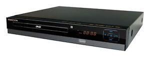 Manta DVD064S Emperor Basic 5 DVD-Player (DivX, SCART, USB 2.0) schwarz