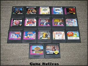 17-Great-SEGA-Game-Gear-Games-Only-Batman-Mortal-Kombat-Sonic-Chaos