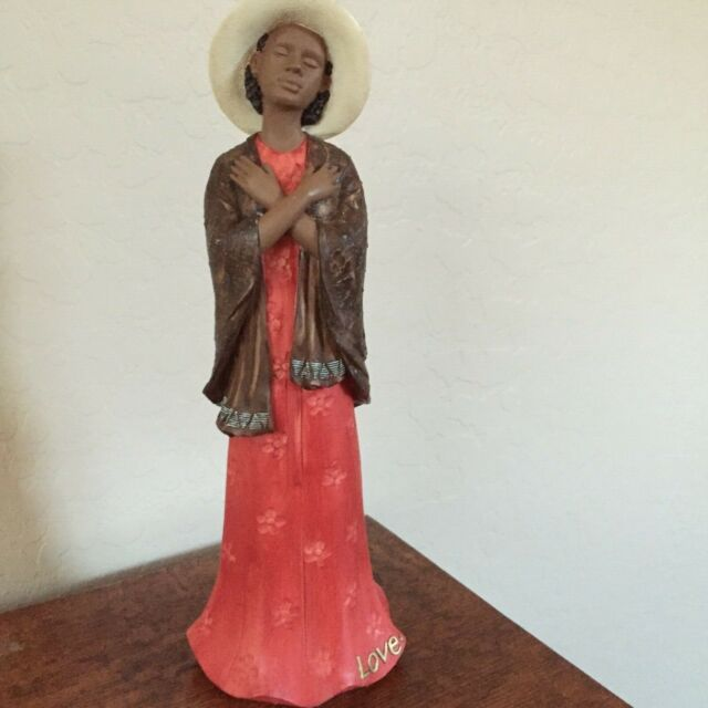 Sarah/'s Attic Glimpse of Her Soul Pride Magnet #1354 African American Woman