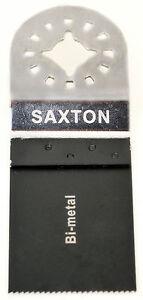 Saxton-3x35mm-per-Fein-Multimaster-Attrezzo-Multifunzione-Bosch-lame-bi-metallo