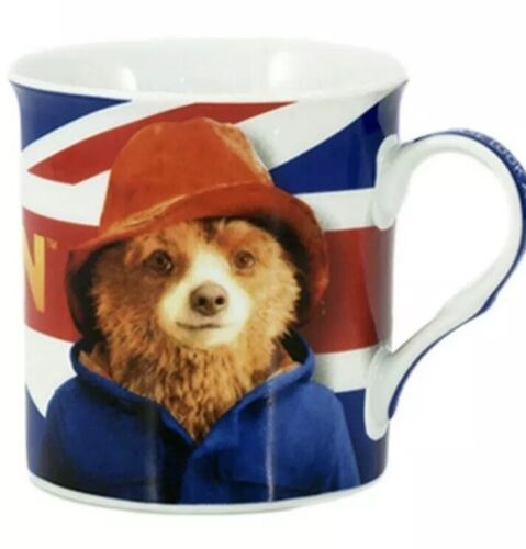 Paddington Bear Mug Tasse film Union Jack Souvenir Pérou Londres sous licence