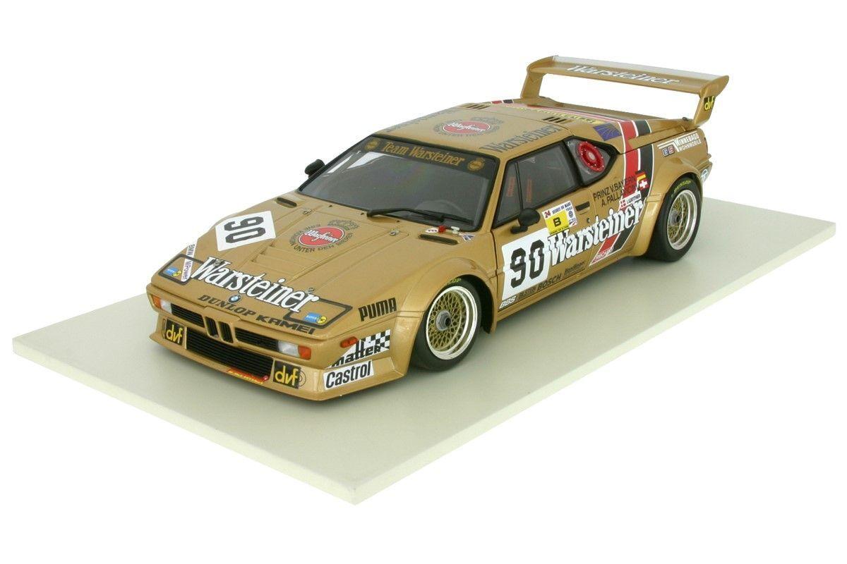 Bmw m1 as été une 24 H LE MANS 1983 Brun Motorsport 1 18 Minichamps 180832990