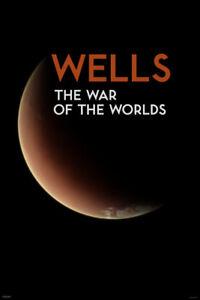La-guerra-de-los-mundos-pozos-de-alta-calidad-impresion-de-arte-poster-24x36-pulgadas