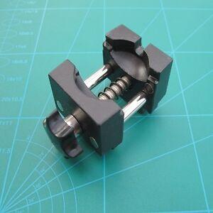 Watch-Movement-Holder-Clamp-Aluminium-Black-Powder-Coat-Finish-Watch-Tool