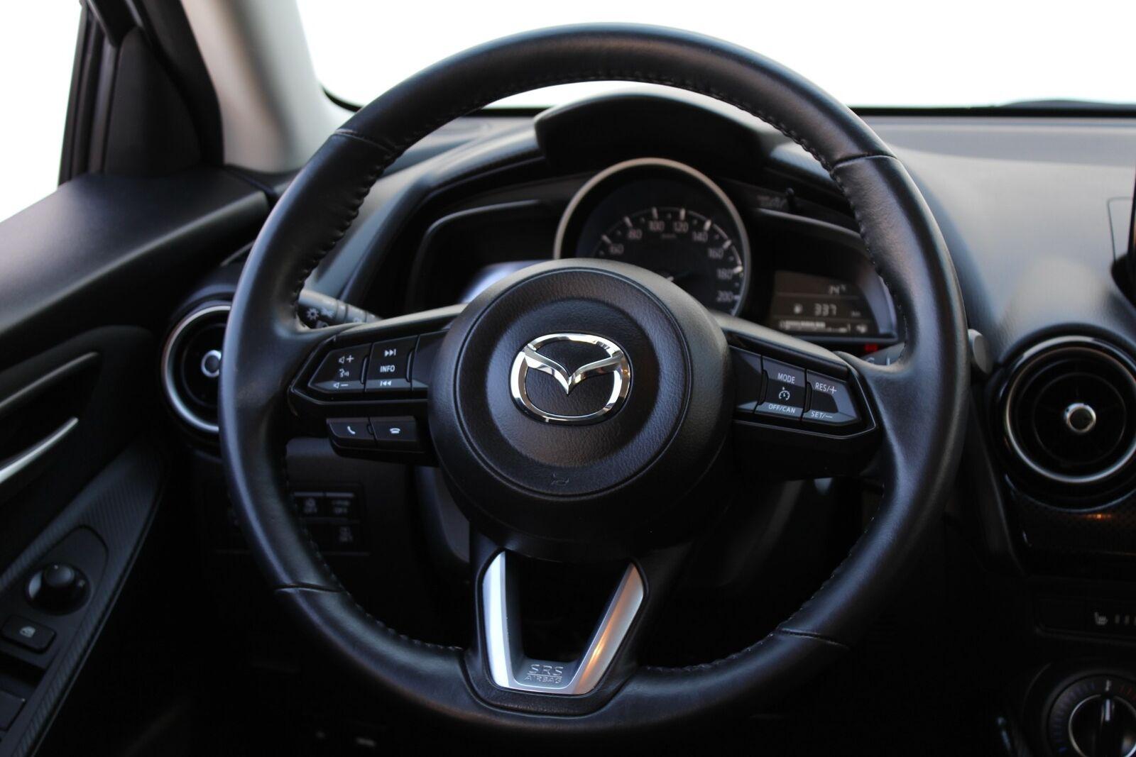 Mazda 2 1,5 Sky-G 90 Niseko - billede 12