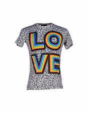 "DESIGNER Jonathan Saunders Love Print Men's T-Shirt Size XS - Chest 34-36"""