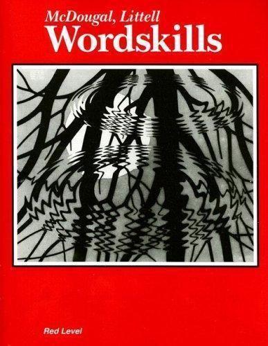 McDougal Littell Word Skills Wordskills 1999 Paperback