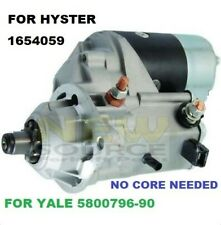 5800796 90 Starter Motor For Yale 1654059 For Hyster With Cummins