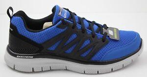58353 nero sheaks Uomo Skechers Nuove Blu Morbide Advantage In Foam Memory wH7FwRIqn