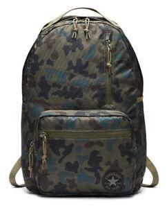 7883dd4233ce Converse Chuck Taylor All Star Go Green Camo Print Backpack ...