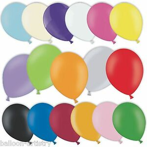 Wedding-Party-12-034-Pearlised-Balloons-Decorations-All-Colours-Under-One-Listing