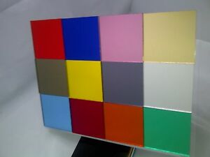COLOURED PERSPEX ACRYLIC PLASKOLITE MIRROR SHEET 3MM THICK A4 amp A5 RED GOLD BLUE - Rettendon, Essex, United Kingdom - We are willing to accept standard goods back for exchange or credit so long as the goods are returned to us by the purchaser and are received back in a saleable quality as originally dispatched, we cannot accept back bes - Rettendon, Essex, United Kingdom