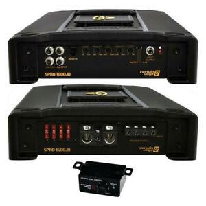 Cerwin-vega-Stroker-SPRO1600-1D-Mono-Classe-D-1600-W-RMS-Subwoofer-Amplificatore