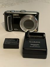 Cable USB Panasonic Lumix dmc-fz20 Lumix dmc-fx65 cargador negro