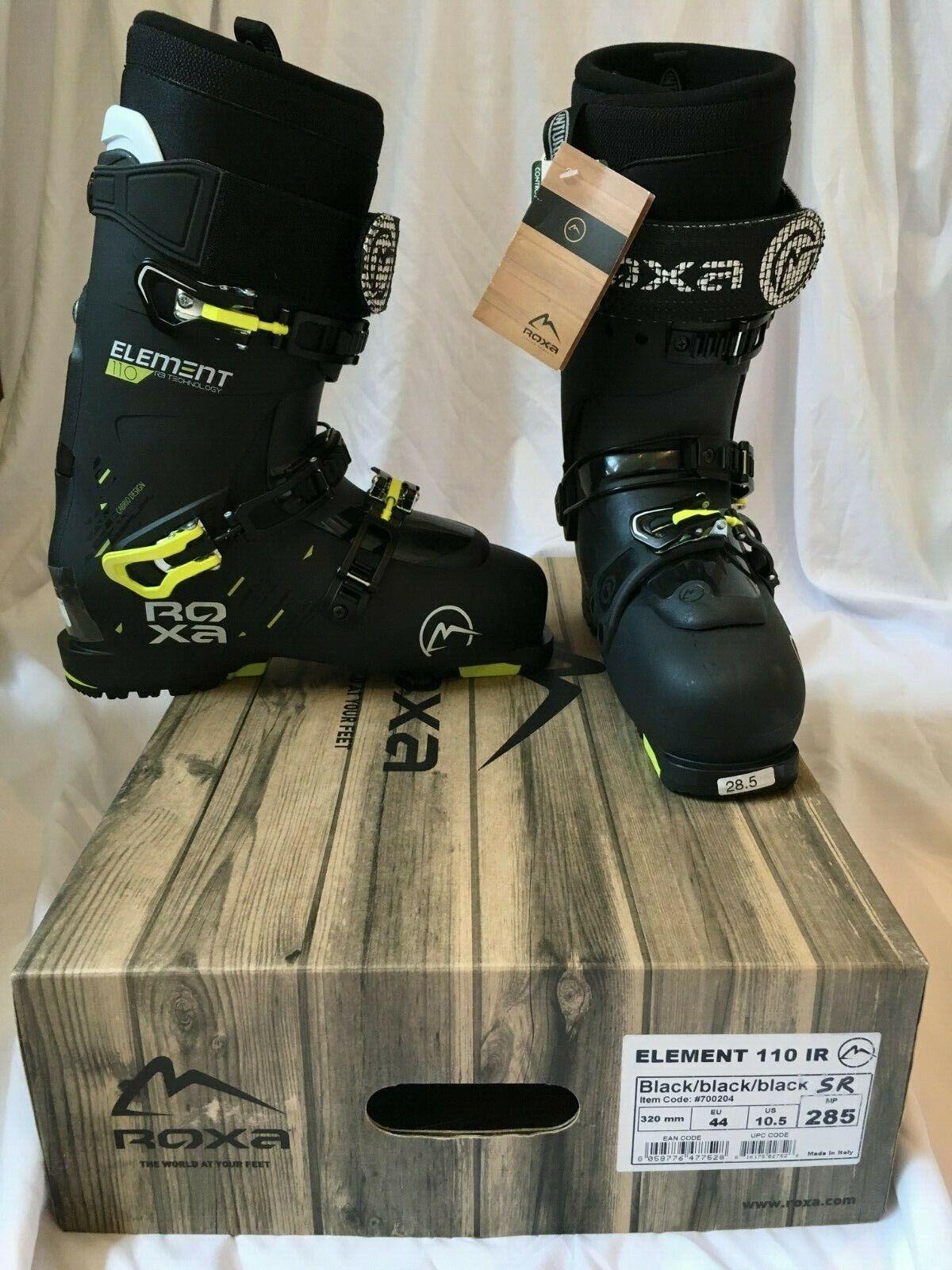 NEW  Roxa Element 110 IR Men's Ski Boots Mondo Size 28.5  quality guaranteed
