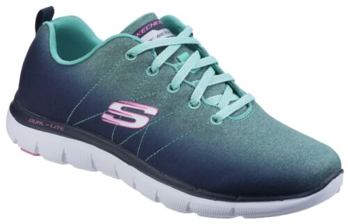 Brand New Skechers Flex Appeal 2.0 Bright Side Women's Sneakers Size 6 M