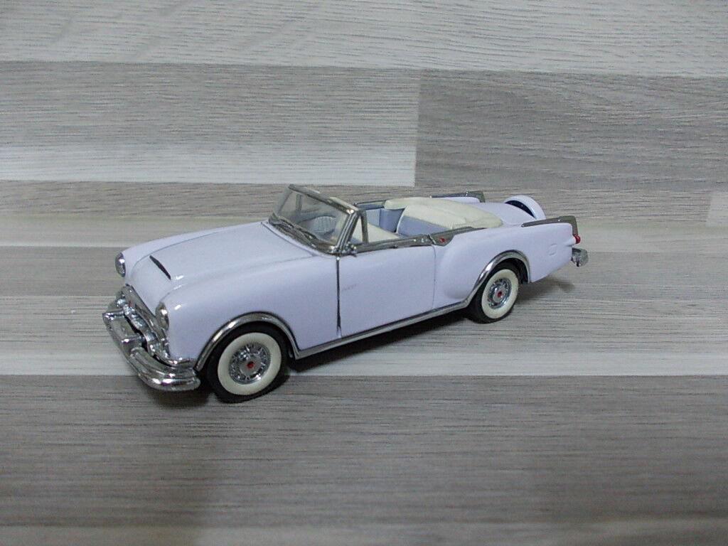 Franklin Mint 1 43 - 1953 Packard Cocheibbean converdeible-Mint no Box