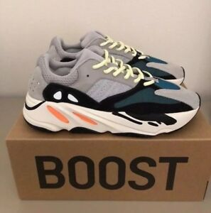c797e0701 Adidas Yeezy Boost 700 Wave Runner OG 8-13 Solid Grey B75571 Kanye ...