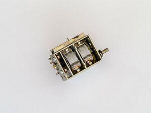 2-fach-Drehkondensator-2x320-pF-100kOhm-3012-TGL-7225-RFT-ELS-46-89
