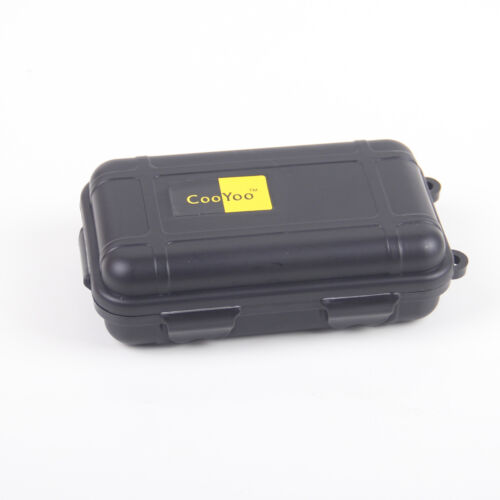 Waterproof Dustproof Shockproof Safety Box Foam Storage case Outdoor Camp Tool