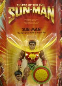 Sun-Man - Mattel Creations exclusive.  MOTU Origins (Pre-Order)