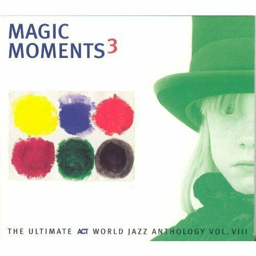 Act World Jazz-The Ultimate-Magic Moments³ (2006) 08:Heinz Sauer, Ulf Wak.. [CD]