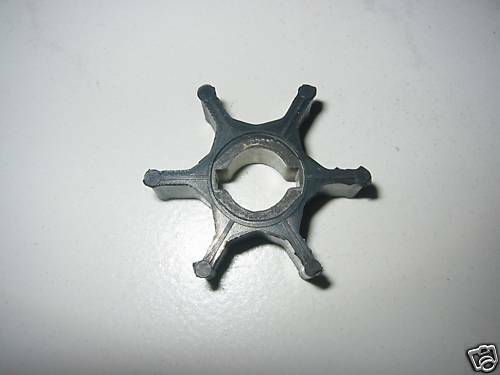 2,5 Johnson 2 Impeller für Mercury 3,3 PS       CEF 396