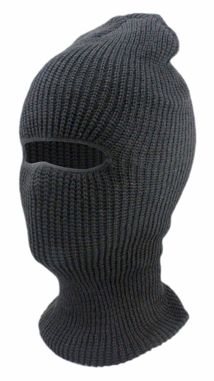 Men Women Ski Mask Beanie Cap Knit Face Mask Winter Hunting Ear Warm ...