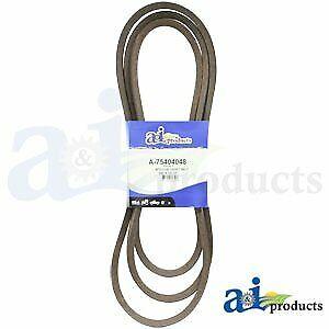 Deck Belt PART NO: A-75404048 A/&I
