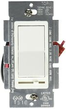 Dimmer Light Switch Single or 3-Way for LED/ Incandescent/ CFL/ Halogen (NEW)
