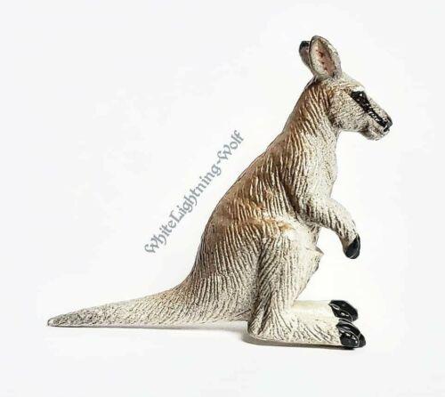 RARE Club Earth Play Visions Toolache Wallaby Animal Figure COMBINE SHIP...