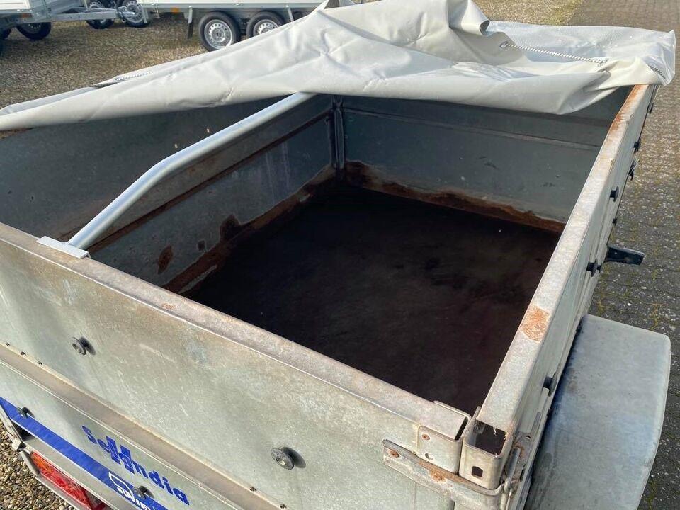 Trailer, Selandia B.7317U, lastevne (kg): 375