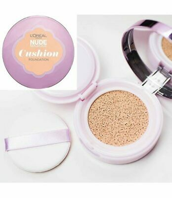 Beauty   NEW LOreal Nude Magique Cushion Foundation