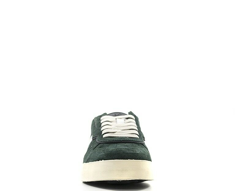 shoes shoes shoes D.A.T.E. men green Pelle naturale,Scamosciato A251-CU-VE-FO d1a323