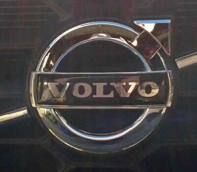 VOLVO AUTOMOBILE GRILLE BADGE EMBLEM