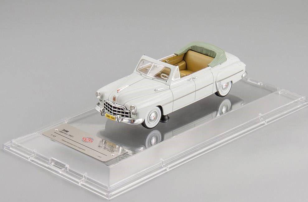 Zim Gaz 12 Cabrio 1949 DIP Modelos De Resina 101220 1 43