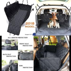 Camion de voiture de couverture de siège de chien d'Amzpet, volets latéraux imperméables durables 669543920239 anti-rayures