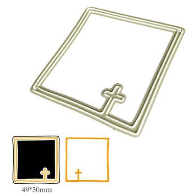 Cross Border Metal Cutting Dies Stencil for DIY Scrapbooking Paper Card Deco RAS